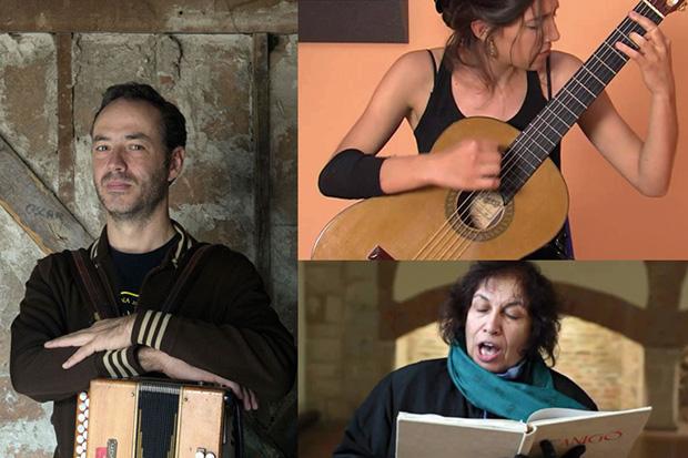 Gisela Bellsolà, Sandra Monfort i Carles Belda #ANYTOMÀS
