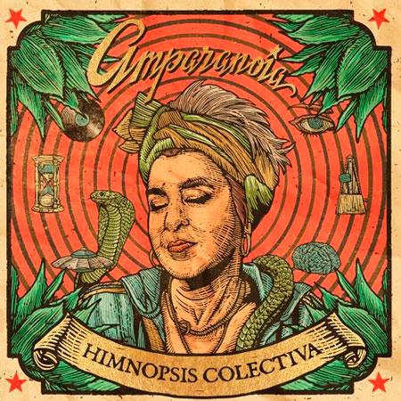 Portada del disco «Himnopsis colectiva» de Amparanoia.
