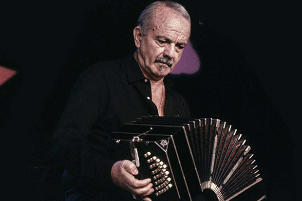 Astor Piazzolla.