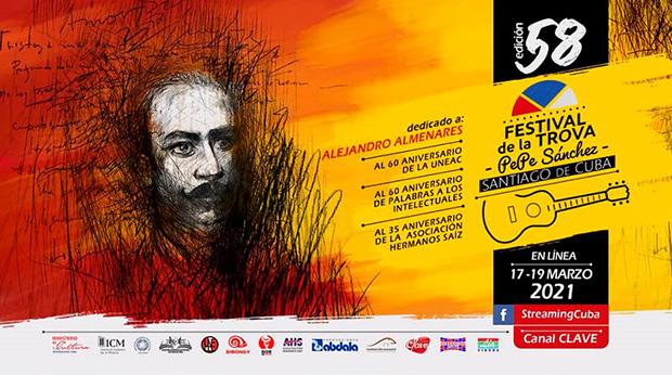 58 Festival de la Trova Pepe Sánchez Santiago de Cuba 2021.