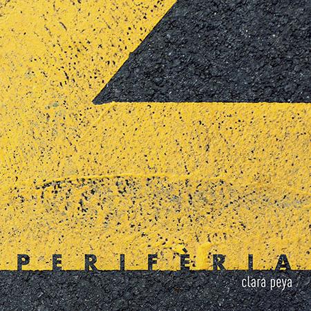 Portada del disco «Perifèria» de Clara Peya.