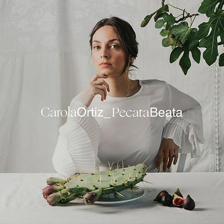 Portada del disco «Pecata Beata» de Carola Ortiz.