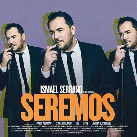 Portada del disco «Seremos» de Ismael Serrano.