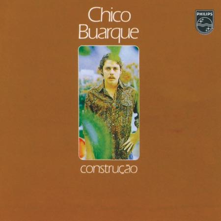 Portada del disco «Construção» de Chico Buarque.