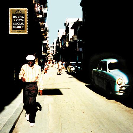 Portada del disco «Buena Vista Social Club 25th Anniversary Edition» de Buena Vista Social Club.