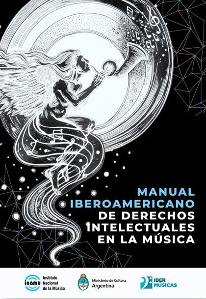 Portada del «Manual Iberoamericano de Derechos Intelectuales en la Música».