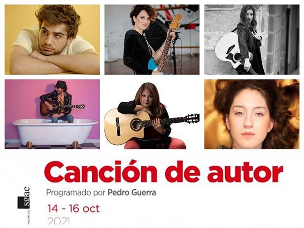 Ciclo «Canción de autor Madrid 2021