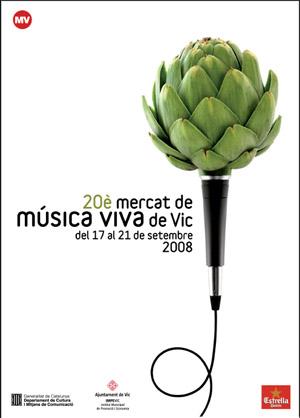 Cartel del MV'08