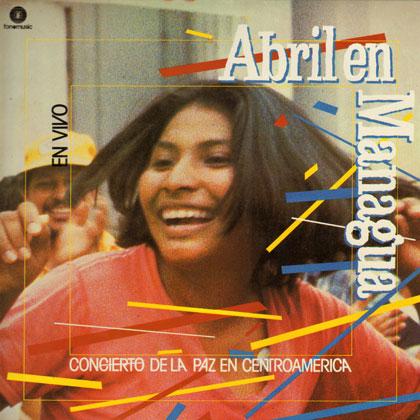 Abril en Managua (Obra colectiva) [1983]