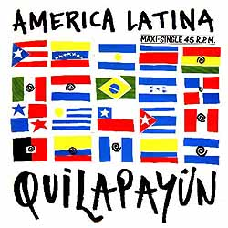 América Latina (Maxi single) (Quilapayún)