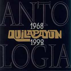 Antología 1968-1992 (Quilapayún) [1998]