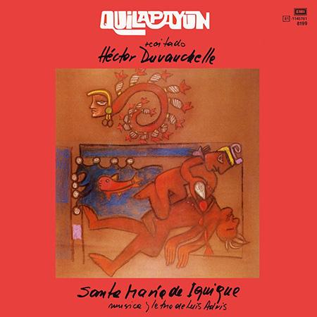 Cantata Santa María de Iquique (Quilapayún + Héctor Duvauchelle) [1981]
