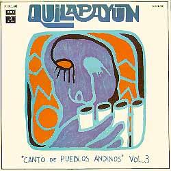 Canto de pueblos andinos Vol. 3 (Quilapayún)