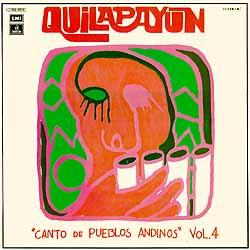 Canto de pueblos andinos Vol. 4 (Quilapayún) [1975]