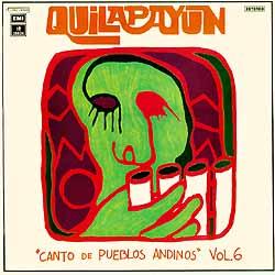 Canto de pueblos andinos Vol. 6 (Quilapayún) [1975]