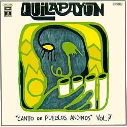 Canto de pueblos andinos Vol. 7 (Quilapayún) [1975]