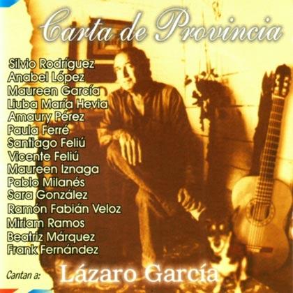 Carta de provincia (Lázaro García) [1999]