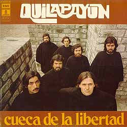 Cueca de la libertad (Quilapay�n)