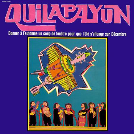 Darle al otoño un golpe de ventana, para que el verano llegu (Quilapayún) [1980]