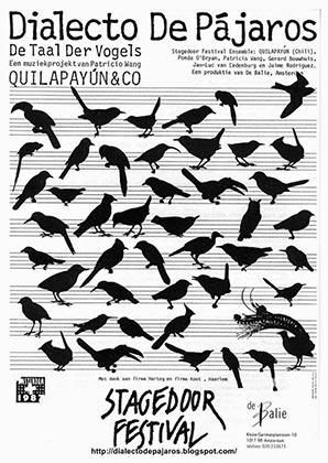 Dialecto de pájaros (Cantata inédita) (Quilapayún) []