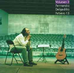 Febrero 13 (Volumen 3) [Inédito] (Fernando Delgadillo) [2000]