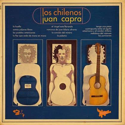 Folklore de Chile (Juan Capra et les Chiliens) [1968]