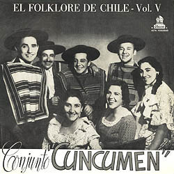 El folklore de Chile Vol. 5 (Cuncumén)