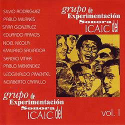 Grupo de Experimentación Sonora del ICAIC, vol I (GESI)