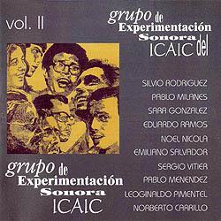 Grupo de Experimentación Sonora del ICAIC, vol II (GESI) [1997]