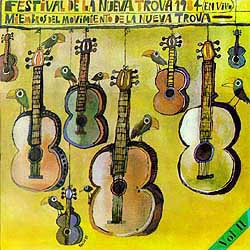 Festival de la Nueva Trova 1984 (En vivo), vol II (Obra colectiva)