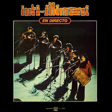Inti-Illimani en directo (Inti-Illimani) [1980]