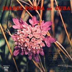 Isabel Parra en Cuba (Isabel Parra) [1978]