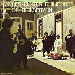 Les flûtes chiliennes de Quilapayún (Quilapayún) [1975]