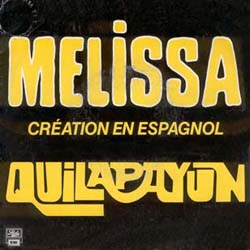 Melissa/Mes potes (Quilapayún) [1985]
