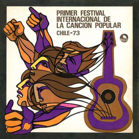 Primer festival internacional de la Canción Popular (Obra colectiva)