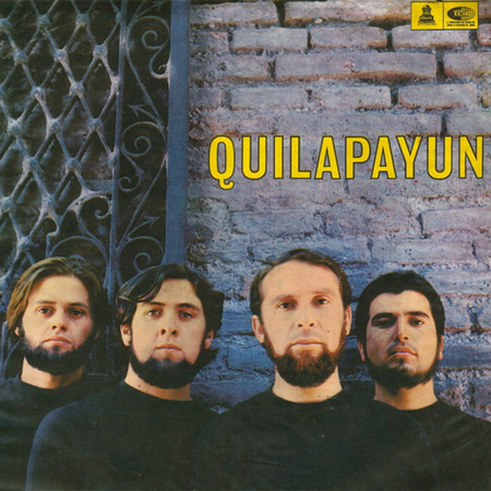 Quilapayún (Quilapayún) [1966]