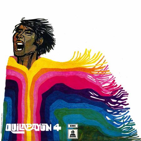 Quilapayún Cuatro (Quilapayún) [1970]