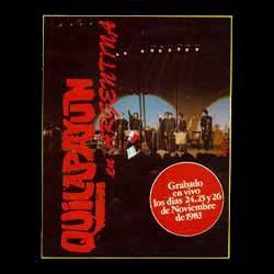 Quilapayún en Argentina (Quilapayún) [1983]