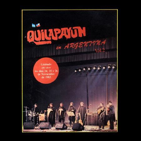 Quilapayún en Argentina Vol II (Quilapayún) [1985]