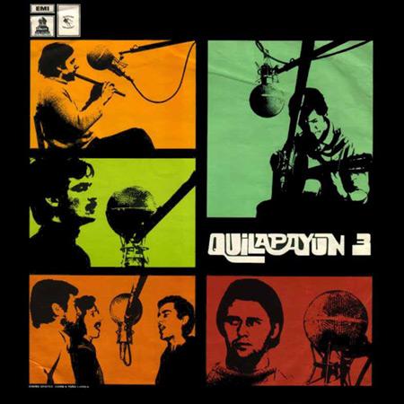 Quilapayún Tres (Quilapayún) [1968]