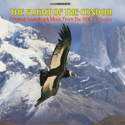 The flight of the cóndor (Inti-Illimani)