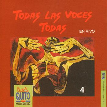Todas las voces todas 4 (Edición alternativa) (Obra colectiva) [1996]
