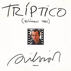 Tríptico (volumen tres) (Silvio Rodríguez) [1984]
