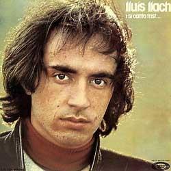 I si canto trist (Lluís Llach) [1974]