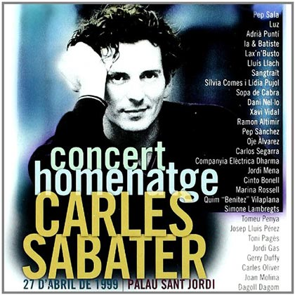 Concert Homenatge Carles Sabater (Obra col·lectiva)