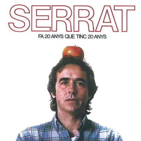 Fa vint anys que tinc vint anys (Joan Manuel Serrat)