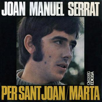 Per Sant Joan (Joan Manuel Serrat) [1968]
