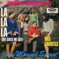 La, la, la (inglés) (Joan Manuel Serrat) [1968]