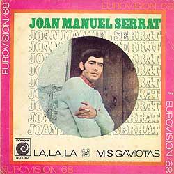 La, la, la (Joan Manuel Serrat) [1968]