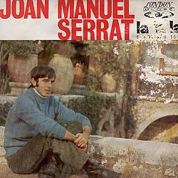 La, la, la (portugués) (Joan Manuel Serrat) [1968]